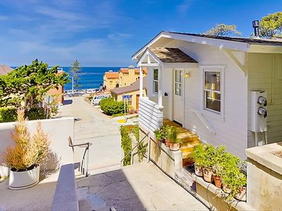Photo for PROFESSIONALLY CLEANED historic cottage in a PRIME LA JOLLA LOCATION 📍