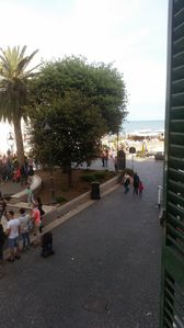 Photo for Newly renovated panoramic and central apartment on the port of Anzio