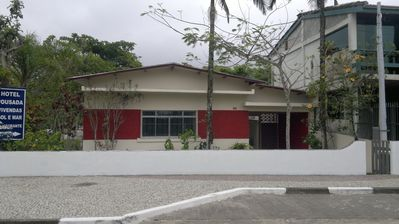 Photo for Massaguaçu Beach House - 30 meters from the beach