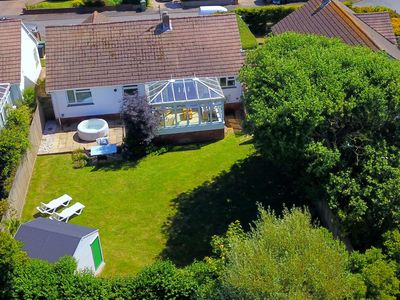 Photo for CROYDE SANDY BAY | 4 Bedrooms | Sleeps 8 | Hot Tub Available | Dogs Welcome
