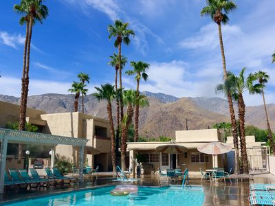 Photo for Palm Springs Two Bedroom Condo located near Old Las Palmas