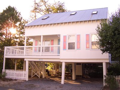 Photo for Perfect Family Vacation! Wonderful Cottage at Bahamas Beach Cottages at Bethany!