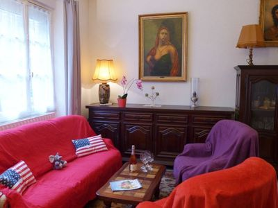 Photo for Apartment Merbonne  in Saint Malo, Brittany - Northern - 4 persons, 2 bedrooms