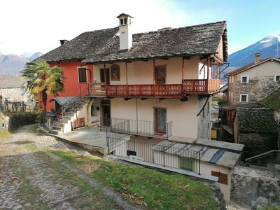 Photo for Typical Ossola building to visit Ossola in all seasons