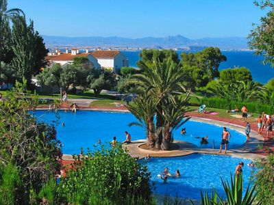 Photo for Holiday park Gran Vista, Santa Pola  in Um Valencia - 4 persons, 2 bedrooms