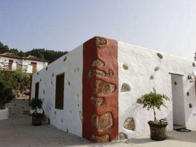 Photo for Rural house (full rental) Finca Los Ciruelos for 2 people
