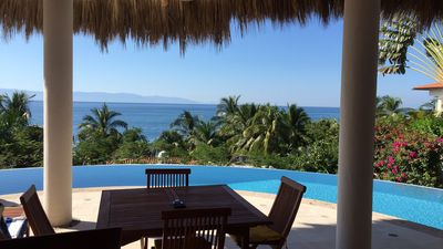 Photo for Amazing Ocean Living, private pool, private beach