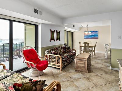 Photo for Great 1 Bedroom Oceanside Condo in 9400 Building With Outdoor Pool!