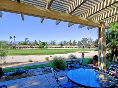 Photo for PL645 - Palm Desert CC - West Facing 11th Fairway - FREE CALLS TO CANADA!