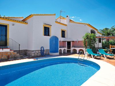 Photo for Vacation home O Sole Midi  in Jávea, Costa Blanca - 4 persons, 2 bedrooms