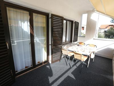 Photo for Two bedroom apartment with terrace Vodice (A-11628-a)