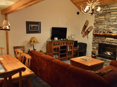 Photo for Spacious Town Home - Perfect In All Seasons - 2 bedroom +Loft