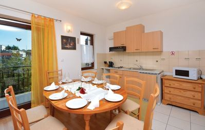 Photo for Apartment 258 m from the center of Podstrana with Internet, Terrace (349953)