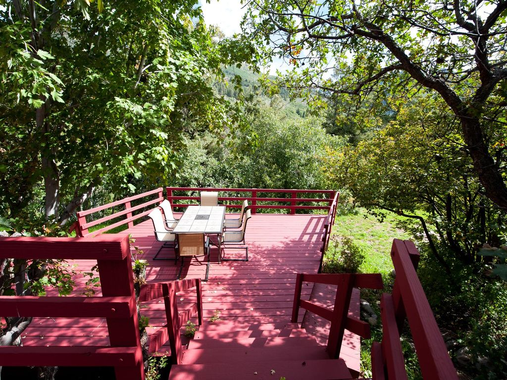 Property Image#3 Colorado Cabin On Acreage   Great Views   River Nearby    Pool
