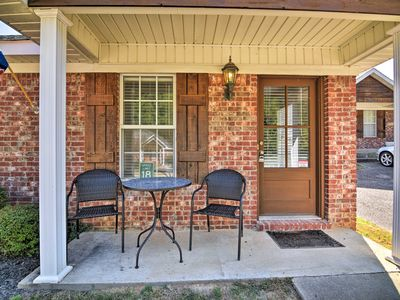 Photo for Charming Oxford Home ~1 Mi to Ole Miss Campus