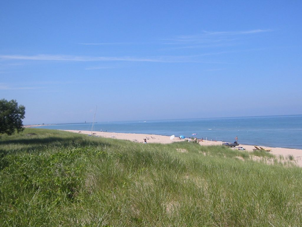 Lake Michigan Private Beach Home In Lovely South Haven Mi