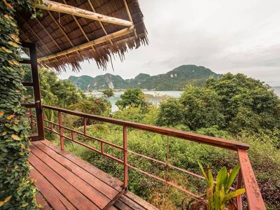 Photo for Awesome Bungalow with Amazing Sea View 1