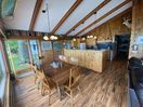 Large kitchen area to seat big families
