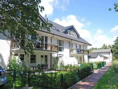 Photo for Apartments on the beach of Thiessow F 566 WG 14 on the 2nd floor - TH 14