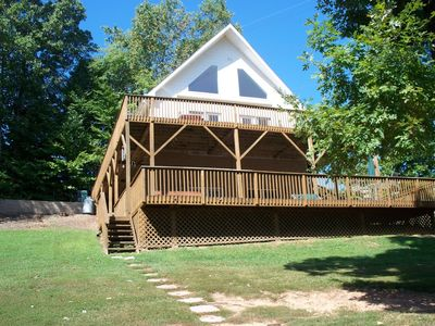 Photo for Great Spring/Summer Rates-Lake Norman-Lake Front