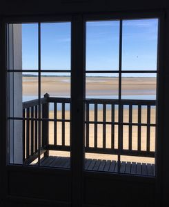 Photo for UNIQUE: Balcony with breathtaking views of the Bay of the Somme