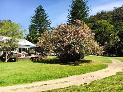 Photo for The Barefoot Shack  - stunning beach property filled with character