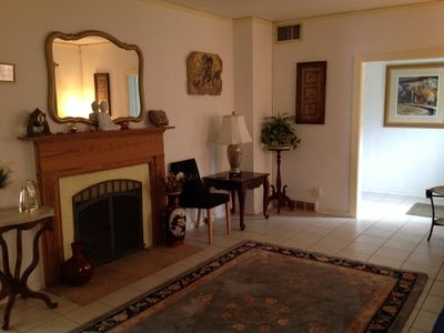 Photo for Peaceful Pinebrook Manor for 2 To 14 people - Specials!