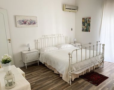 Photo for B&B Liolà Patti - Pirandello Triple Room with Private Bathroom