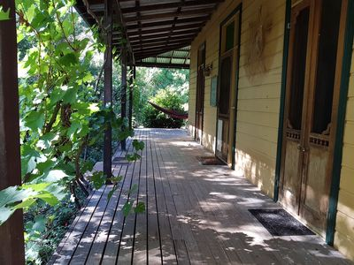 Photo for A beautiful place to be together - historic Gleniffer farmhouse near Bellingen