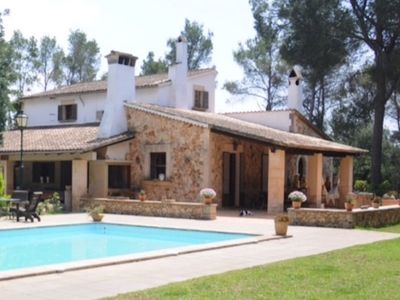 Photo for Beautiful typical Mallorcan house, a corner of paradise at your fingertips