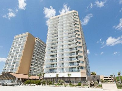 Photo for Sands Ocean Club  - Oceanview!! - Sleeps 4