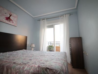 Photo for Spacious apartment 200 m from the beach.