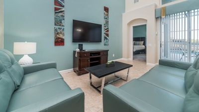 Photo for Games Room and Pool with Spa
