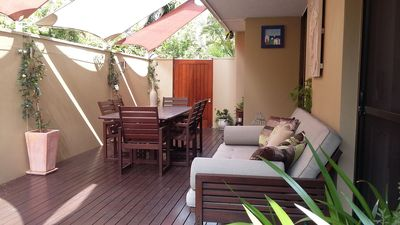 Photo for Whole Townhouse close to Bris Airport & City