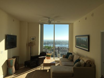 Photo for Luxury Penthouse Condo with Amenities, spectacular view, central location
