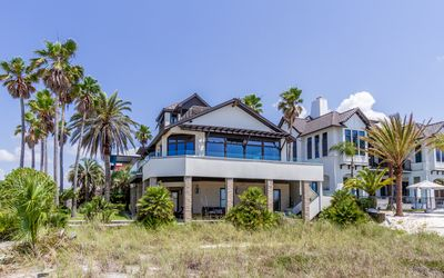 Photo for Atypical - Grayton Beach Gulf Front home with stunning views, 5 bikes