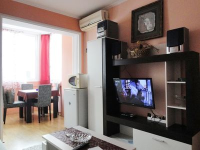 Photo for 1bedroom apartment near the beach&centre