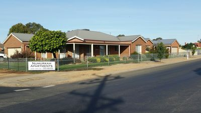 Photo for Numurkah Self Contained Apartments - The Miekeljohn