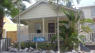 Tres Palms Cottage - we are waiting for you to be our guest