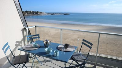 Photo for SEA VIEW - At the foot of La Grande Plage