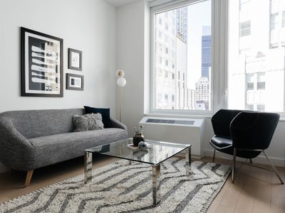 Photo for Stunning 1BR in FiDi by Sonder