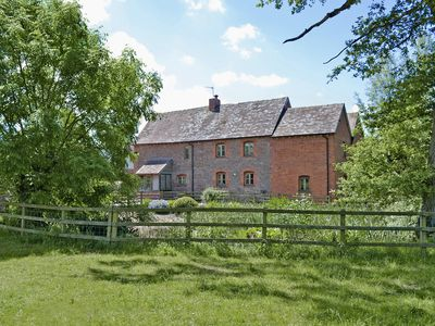 Photo for 4BR House Vacation Rental in Bockleton, Tenbury Wells