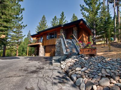 Photo for Sandy Way - 3 BR Ski Lease with Hot Tub and Close to The Village at Squaw