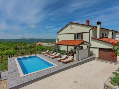 Photo for Spacious Apartment in Pazin with Pool