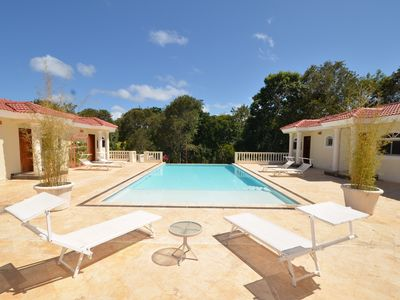 Photo for Relaxing 6 Bedroom Villa Sosua Dominican Republic. Private Pool. Great Service
