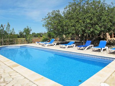 Photo for Vacation home Casetes  in Felanitx, Majorca / Mallorca - 6 persons, 3 bedrooms