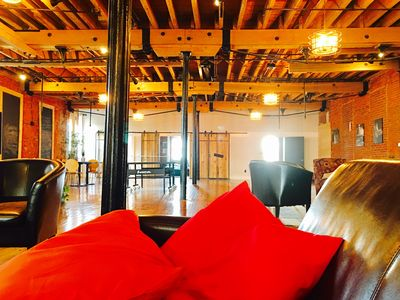 Photo for HUGE Mind-blowing space for retreats, presentations, families, and friends