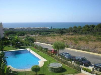 Photo for apartment with pool in Mijas Costa, calahonda royale