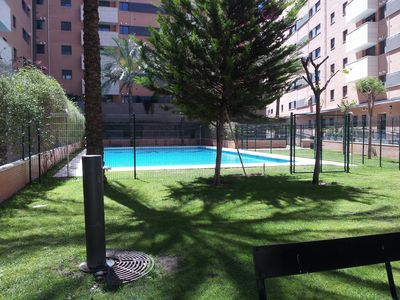 Photo for 1BR Apartment Vacation Rental in Málaga