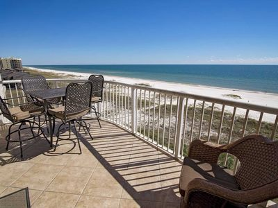 Photo for Great Location/Amenities  ~ Gulf Front ~ Spanish Key 502 ~ Sleeps 8 !